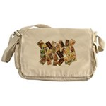 Historic Tarot Messenger Bag