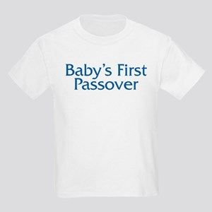 Baby's First Passover Kids T-Shirt