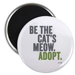Be The Cat's Meow, Adopt Magnet Magnets