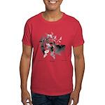 Fibonacci Bats Dark T-Shirt