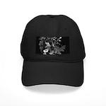 Fibonacci Bats Black Cap