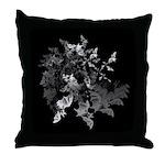 Fibonacci Bats Throw Pillow