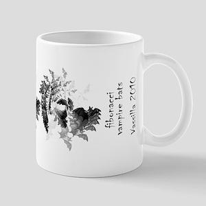 Fibonacci Bats Mug