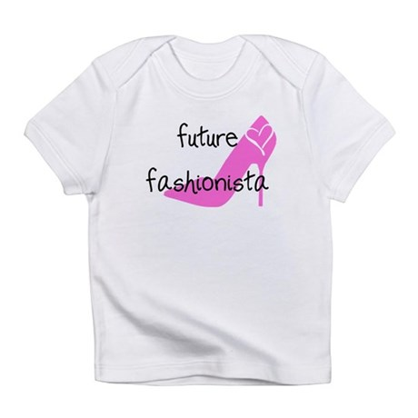 future fashionista Infant T-Shirt