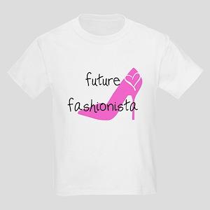 future fashionista Kids Light T-Shirt