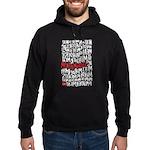 Meat Is Murder Hoodie (dark) Sweatshirt