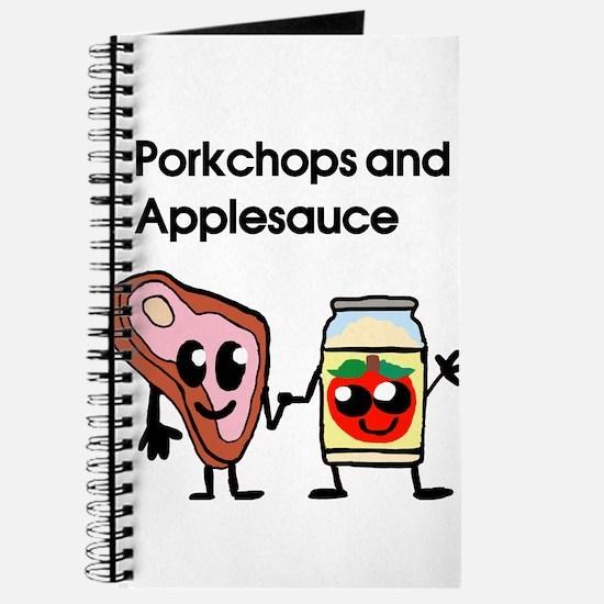 Pork Chop and Applesauce Journal