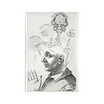 Consciousness Rectangle Magnet (10 pac