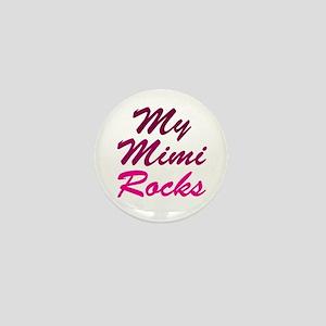 My Mimi Rocks Mini Button