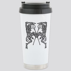 Dancing Devils Stainless Steel Travel Mug