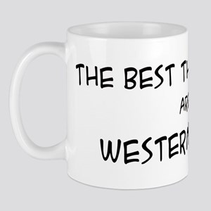 Best Things in Life: Western  Mug