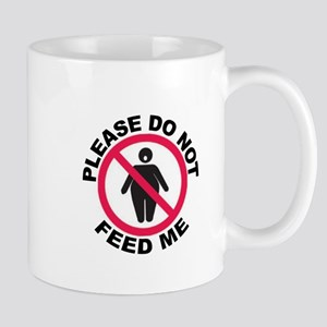 NO MORE PLEASE Mug