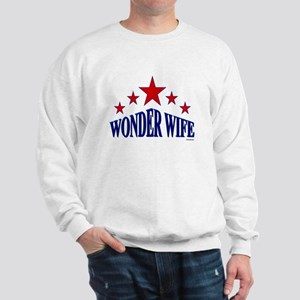 Wonder Wife Sweatshirt