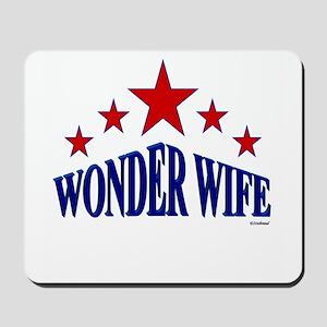 Wonder Wife Mousepad