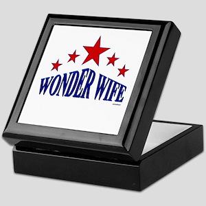 Wonder Wife Keepsake Box