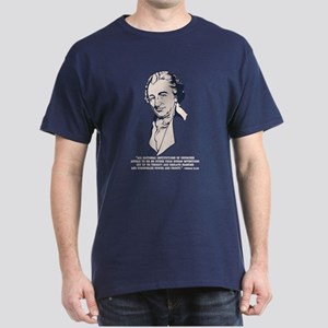 Thomas Paine -Megachurches Dark T-Shirt