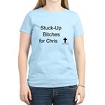 """""""Stuck-Up Bitches For Christ"""" Ironic Wom"""