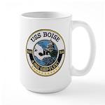 USS BOISE Large Mug