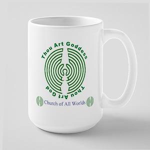 Dearinth Large Mug