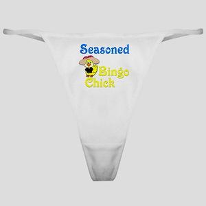 Seasoned Bingo Chick Classic Thong