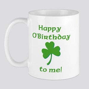 Happy O'Birthday!! Mug