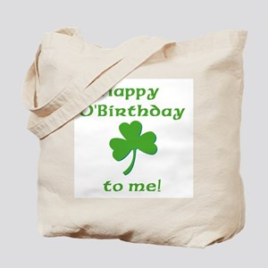 Happy O'Birthday!! Tote Bag
