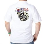 USA Darts Golf Shirt