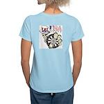 USA Darts Women's Light T-Shirt
