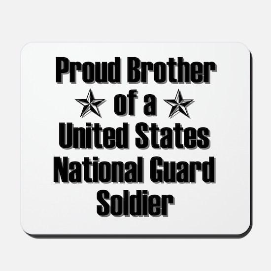 Proud NG Brother Star Mousepad