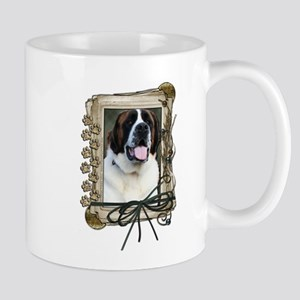 Father's Day - Stone Paws Mug