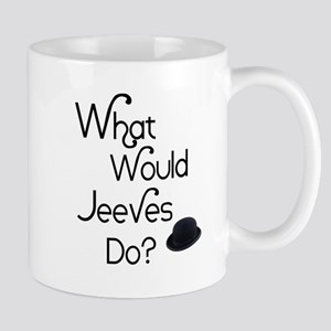 What would Jeeves do? Mug