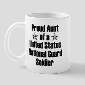 Proud NG Aunt Star Mug
