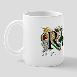 Reilly Celtic Dragon Mug