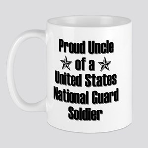 Proud NG Uncle Star Mug
