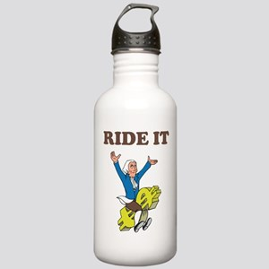 Ride It Stainless Water Bottle 1.0L