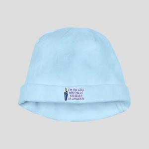Freebird Girl baby hat