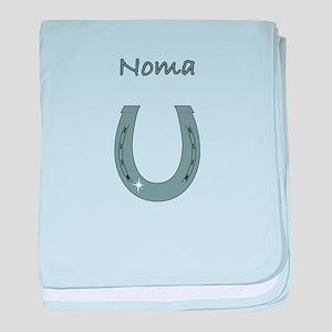 Noma baby blanket