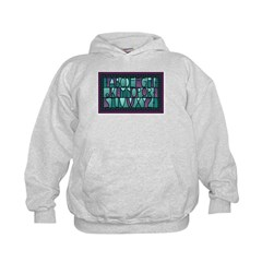 Avignon ABC Stained Glass Hoodie