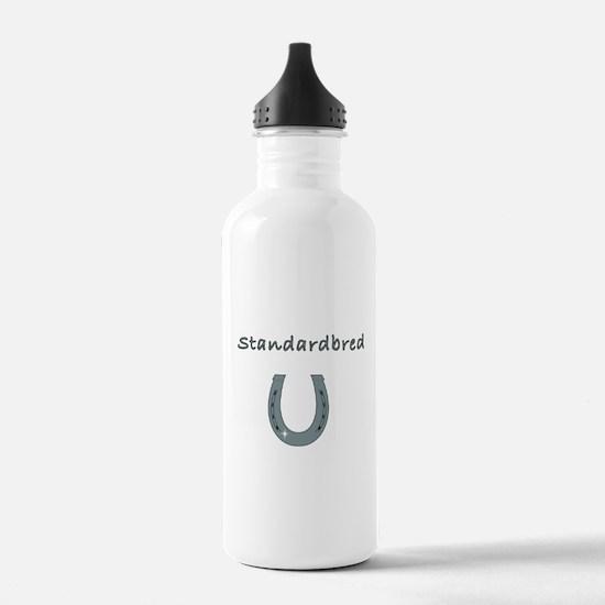 standard bred Water Bottle