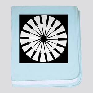 Abstract Image baby blanket