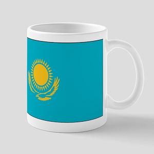 Kazakhstan Flag Mug