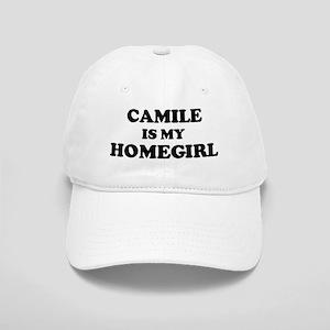 Camile Is My Homegirl Cap