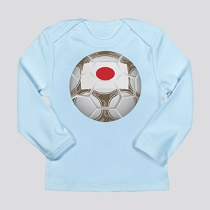 Japan Championship Soccer Long Sleeve Infant T-Shi