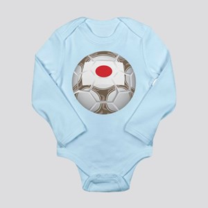 Japan Championship Soccer Long Sleeve Infant Bodys