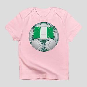 Nigeria Championship Soccer Infant T-Shirt