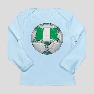 Nigeria Championship Soccer Long Sleeve Infant T-S