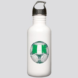 Nigeria Championship Soccer Stainless Water Bottle