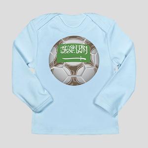 Saudi Arabia Championship Soc Long Sleeve Infant T