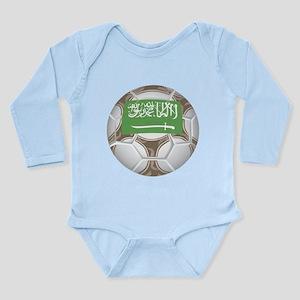 Saudi Arabia Championship Soc Long Sleeve Infant B