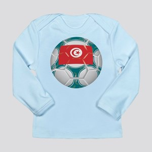 Tunisia Championship Soccer Long Sleeve Infant T-S